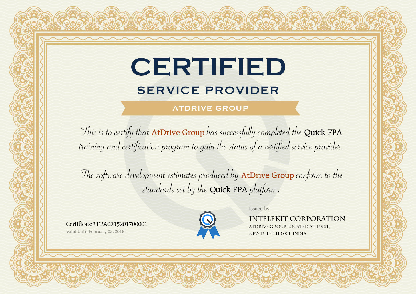 Quick Fpa Certification Become A Certified Provider